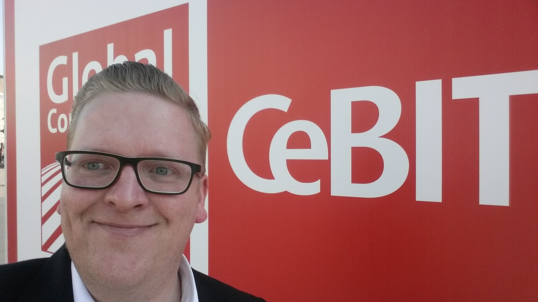 Holger Esseling, CeBIT 2016,